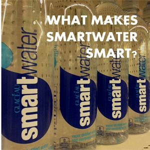 what makes smartwater smart