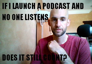 podcast launch