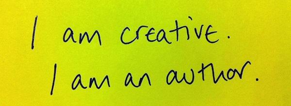 author creative