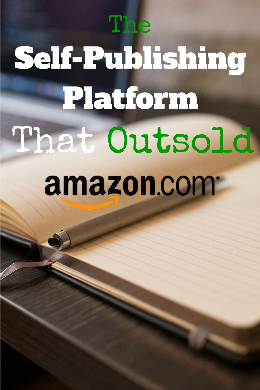 The Self-Publishing Platform That Outsold Amazon