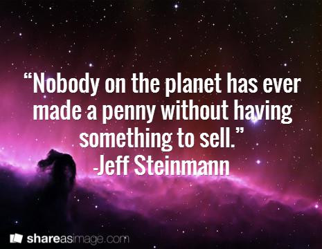 jeff steinmann quote