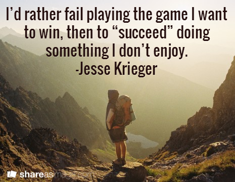 Jesse Krieger Quote