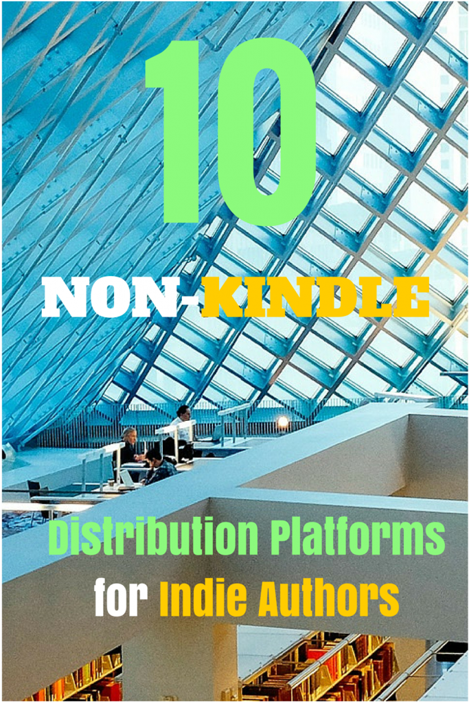 non-kindle distribution channels