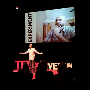 Behind the Scenes of My TEDx Presentation on The Entrepreneurial Generation