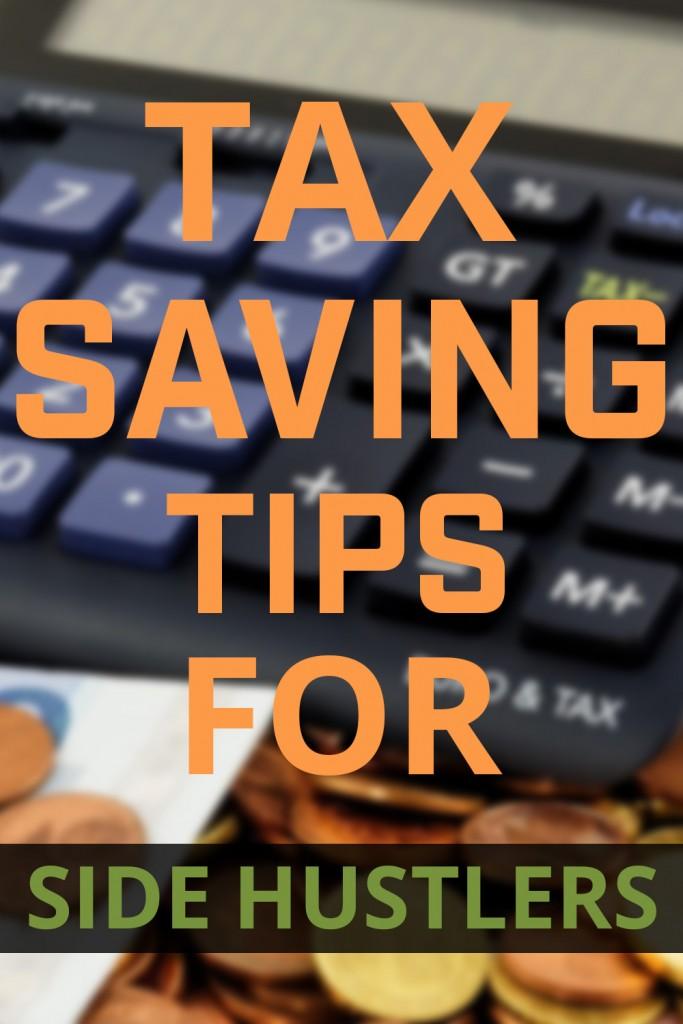 Tax Saving Tips for Side Hustlers (2)