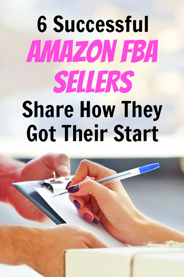 amazon fba get started