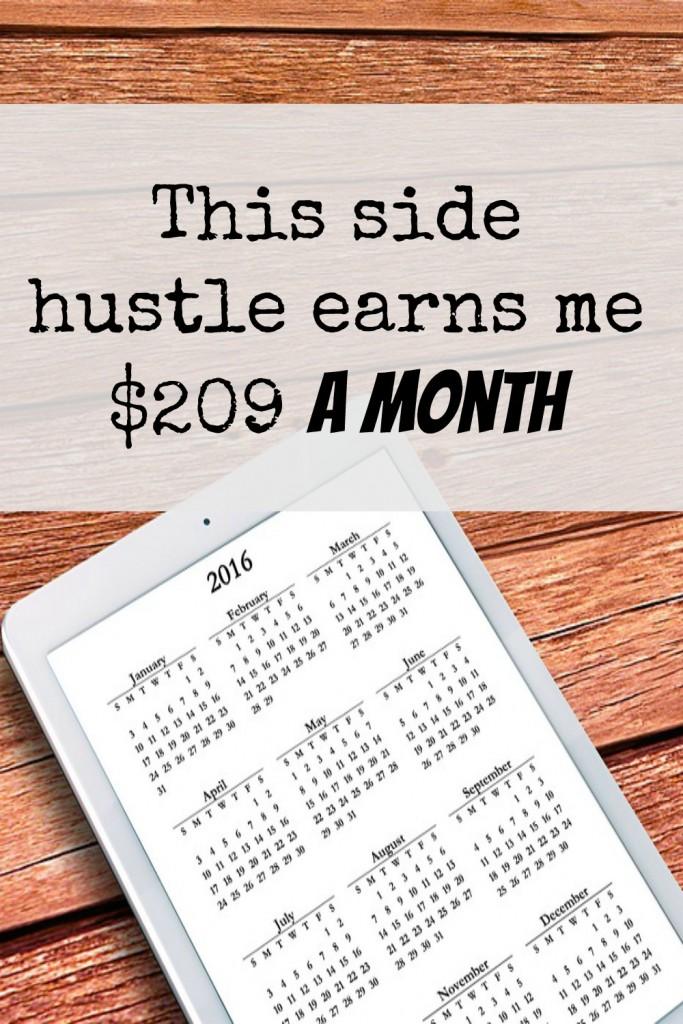 prosper returns $209 per month