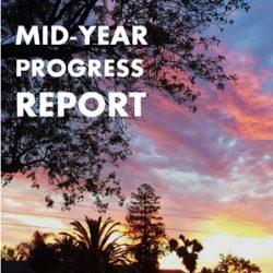 Mid-Year Progress Report – 2015