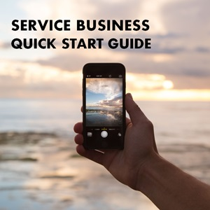 service business quick start guide