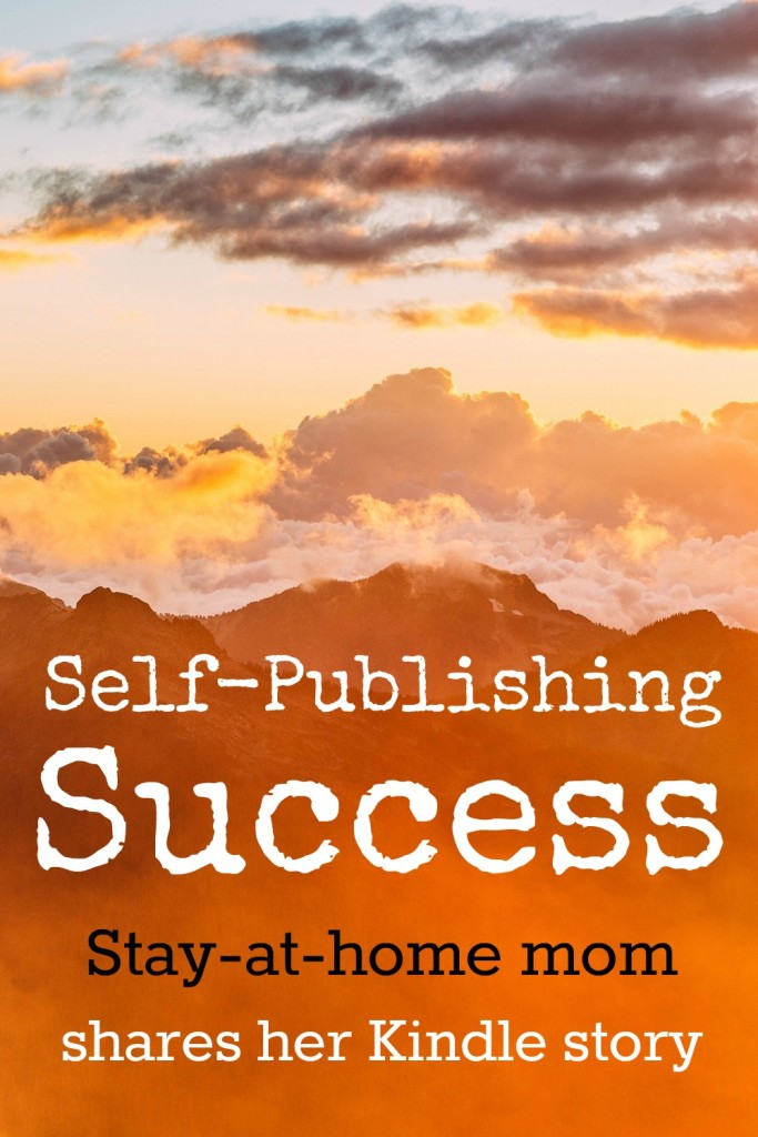 self-publishing success mom