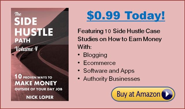 The Side Hustle Path Volume 4 ad