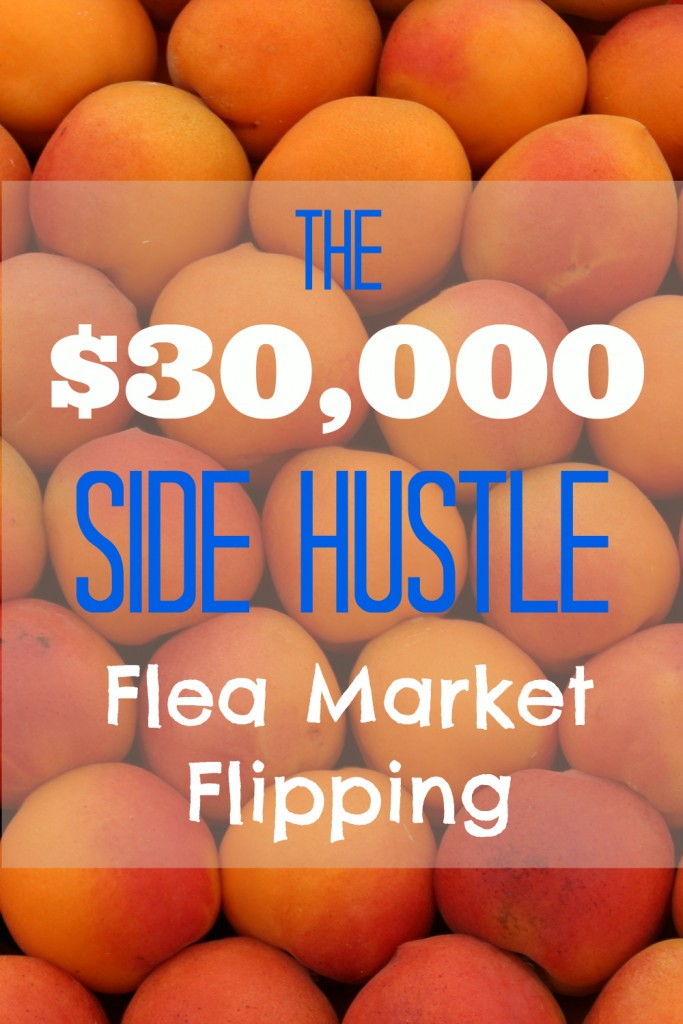 flea market side hustle