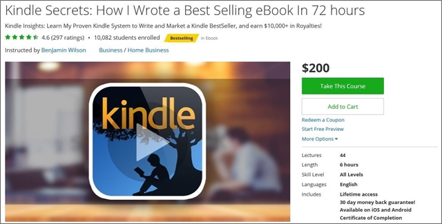 kindle-secrets-how-i-wrote-a-best-selling-ebook-in-72-hours