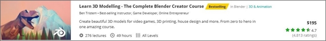 learn-3d-modelling-the-blender-creator-course
