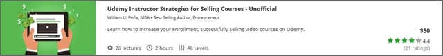 udemy-instructor-strategies-for-selling-courses-unofficial