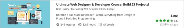 ultimate-web-designer-developer-course-build-23-projects