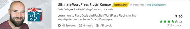 ultimate-wordpress-plugin-course