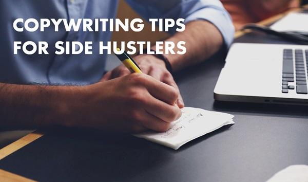 copywriting tips for side hustlers