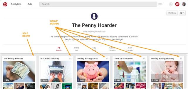 penny hoarder pinterest