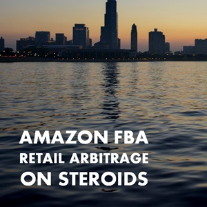 amazon fba retail arbitrage six figures
