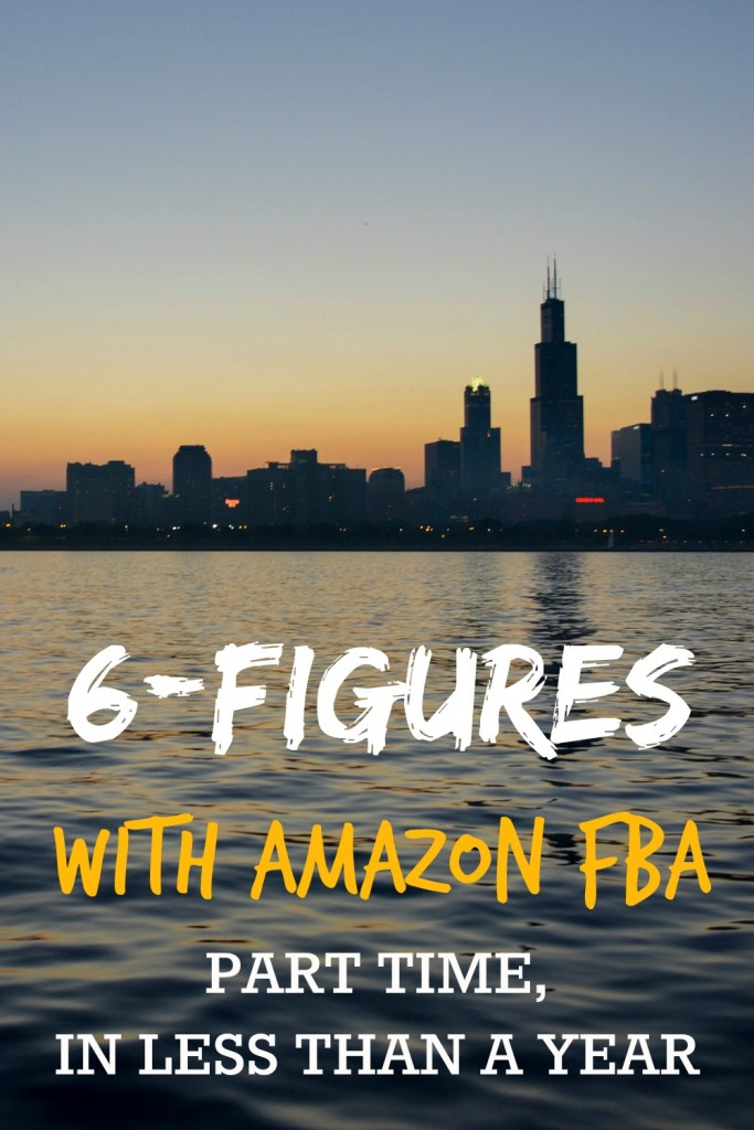 amazon fba six figures