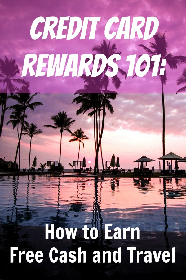 credit card rewards travel