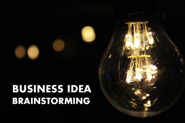 business idea brainstorming