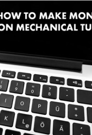 Mechanical Turk Review: How I Made $21,000 a Quarter at a Time
