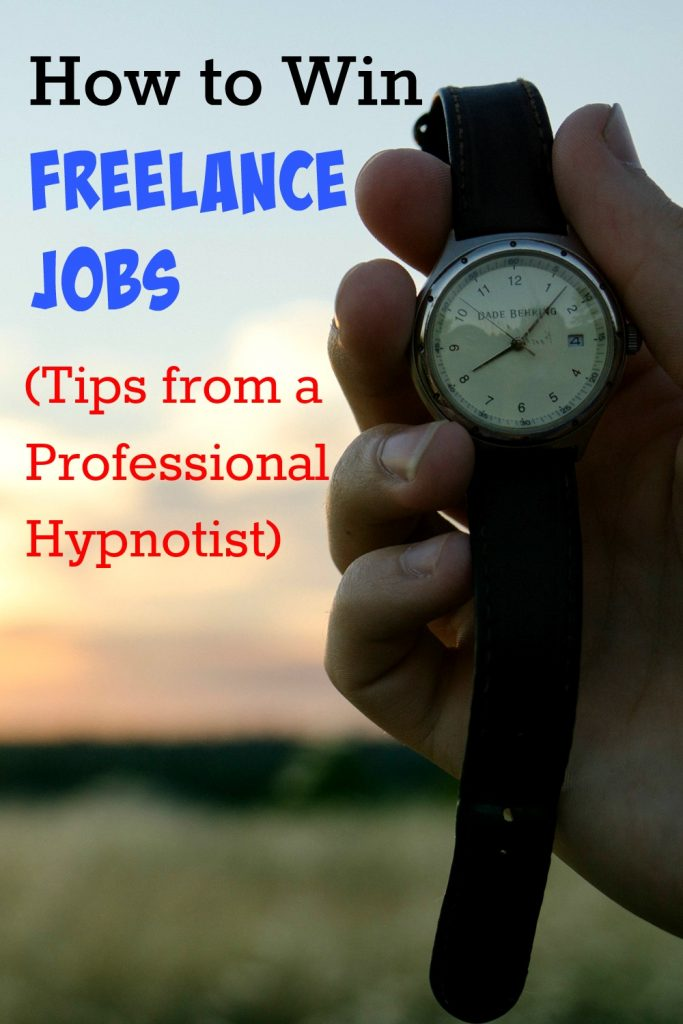 how to win freelance jobs