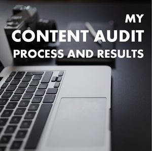 content audit process