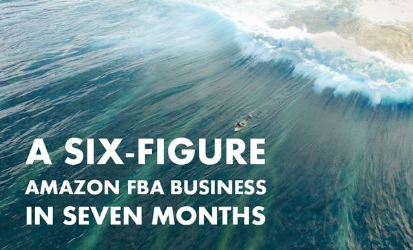 six-figure amazon fba side hustle