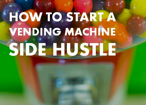 start a vending machine business