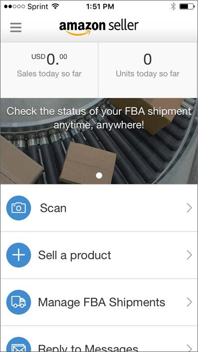 amazon-seller-app
