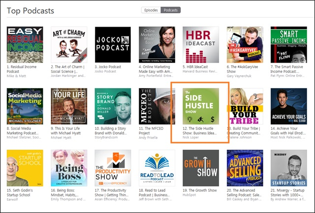 top-business-podcasts