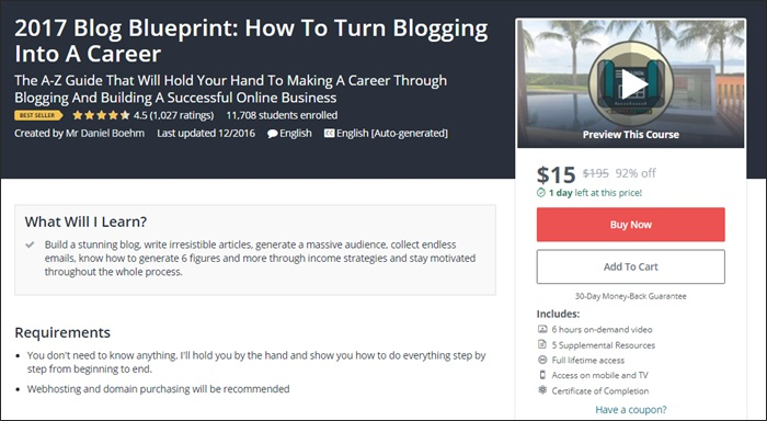 How to Make Money Blogging in 2018 Starting from Nothing