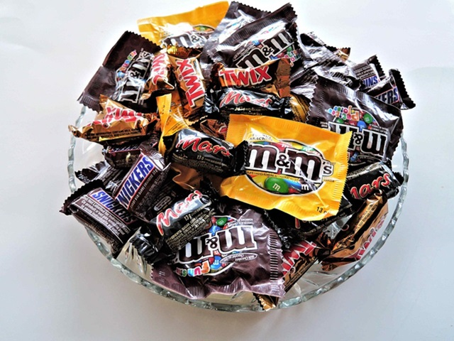 kids business idea - reselling candy