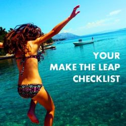 5 Questions to Answer Before You Quit Your Job: Your Make the Leap Checklist