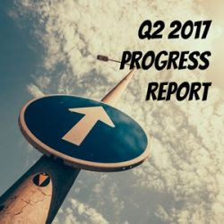 Quarterly Progress Report Q2 2017