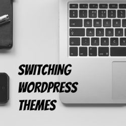 Switching WordPress Themes: My Website Redesign Process, Tools, and Goals