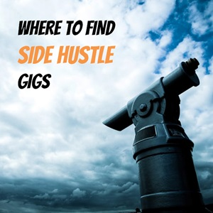 where to find side gigs