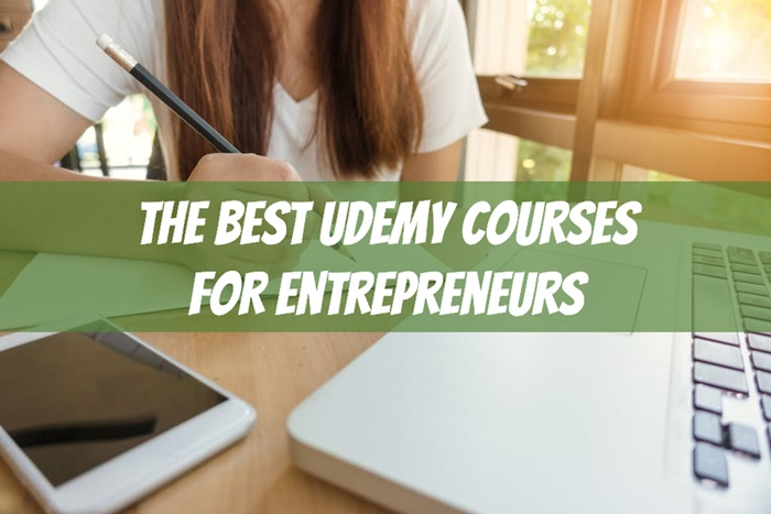 The 134 Best Udemy Courses for Entrepreneurs, Freelancers