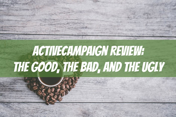 Active Campaign Affiliate Account