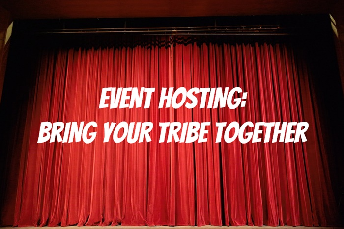 event hosting business