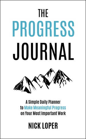 progress journal cover 300