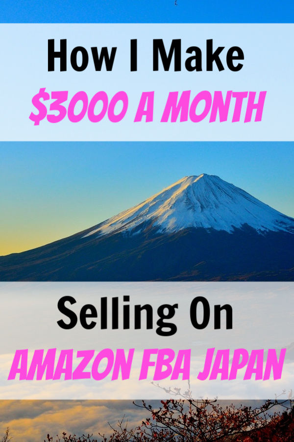 how to get started on Amazon FBA Japan