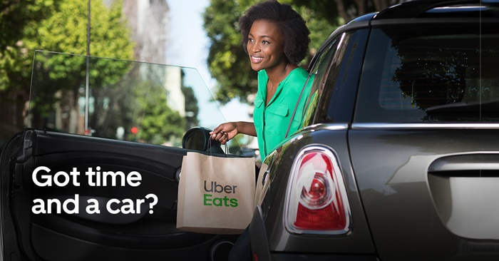 uber eats apps that pay
