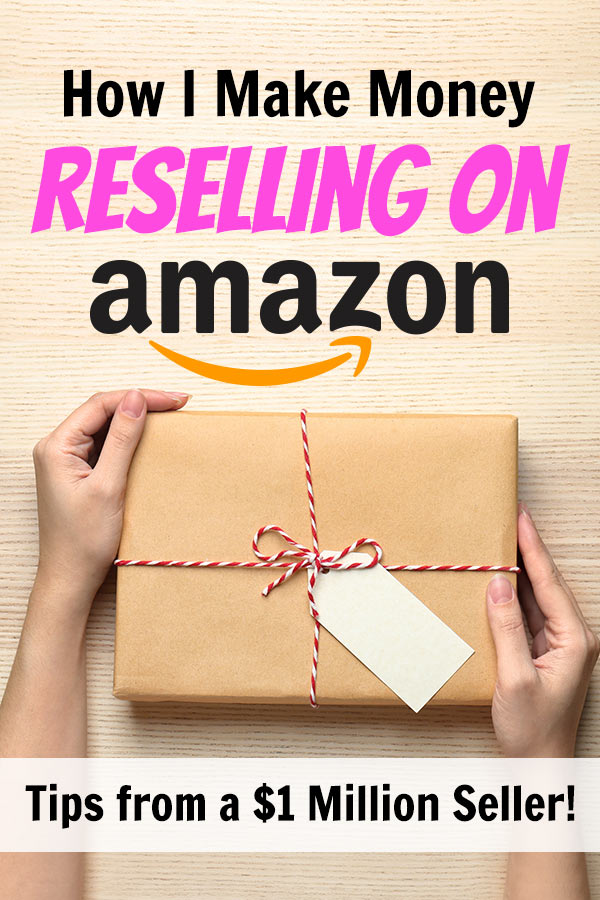 make money reselling on amazon