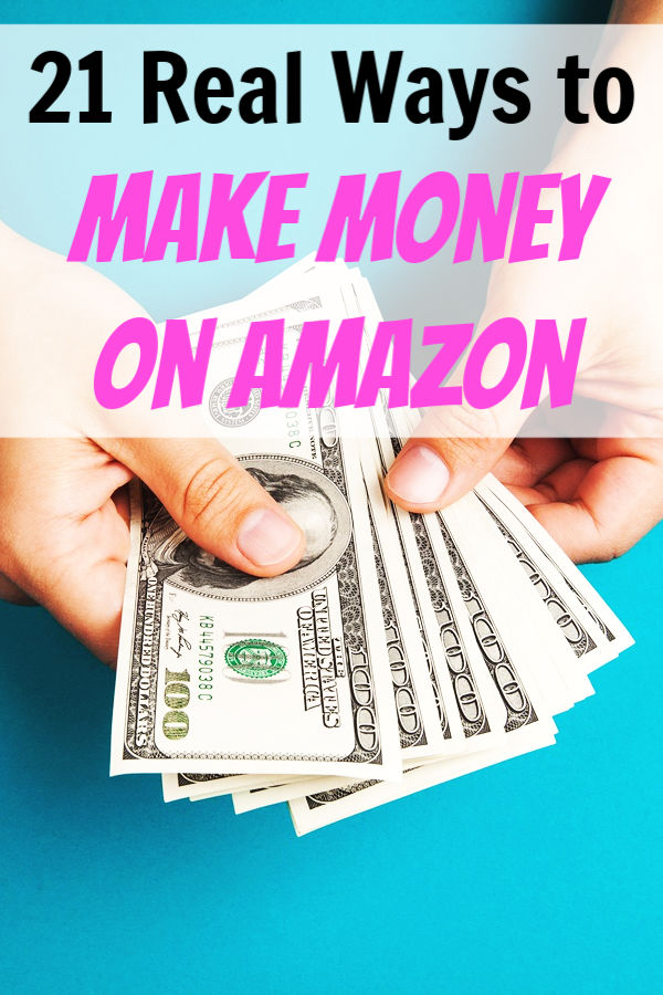 ways to make money with amazon