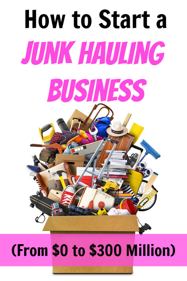 junk hauling business