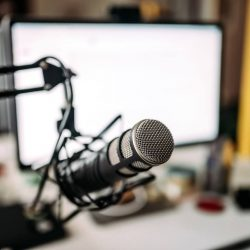 podcast production process step by step